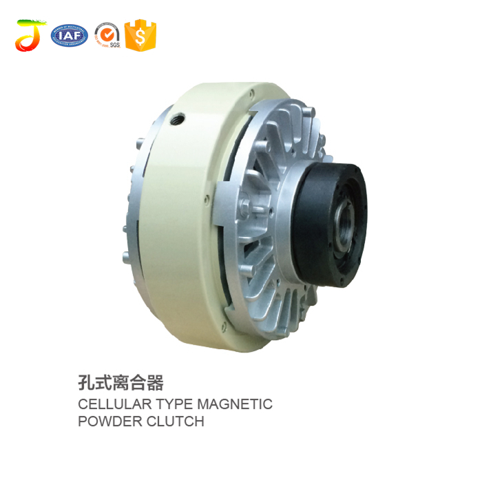 High quality magnetic powder clutch for any industrial machine