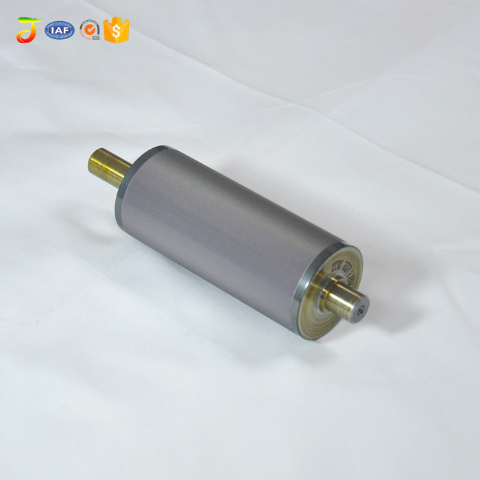Anilox roller cylinder coated ceramic for offset printing machine