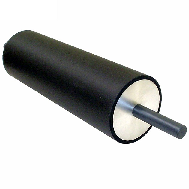 Silicone NBR Polyurethane rubber roller for plastic industry  textile industry Steel industry