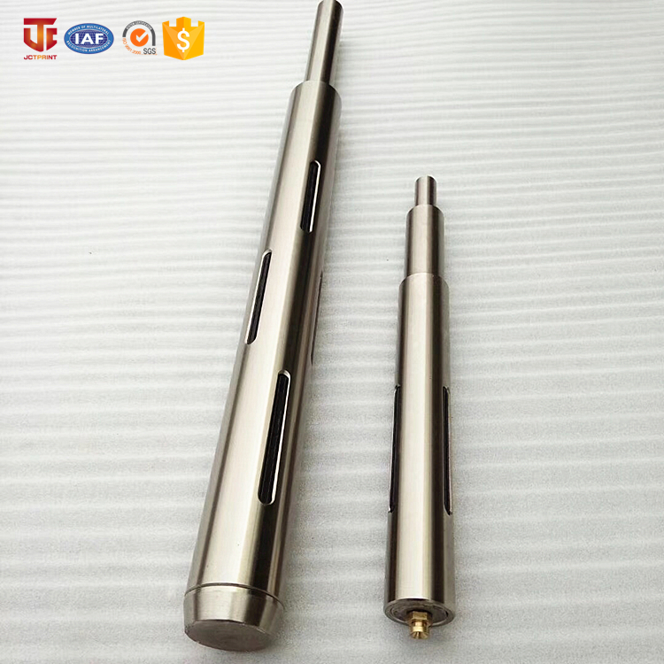 6 inch stainless steel lug type air shaft pneumatic air shaft for slitting machine