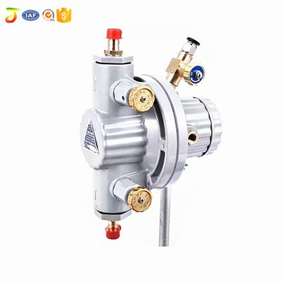 One Way Pneumatic Diaphragm Pump For Printing Circulate Pumping Machine