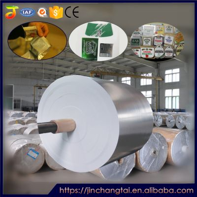 Factory made printing Metallized Paper for packing