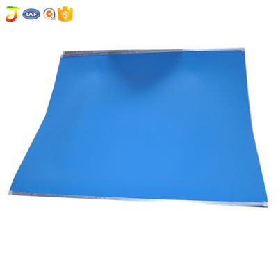 Rubber blanket in other printing materials