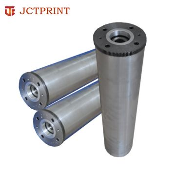 Flexo printing cylinder for printing machine