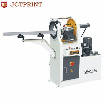 Playing card used hydraulic type die cutting machine
