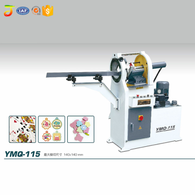 Playing card automatic die cutting machine punching machine