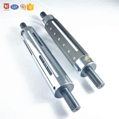 Steel coating machine air shaft  Inflatable roller supplier