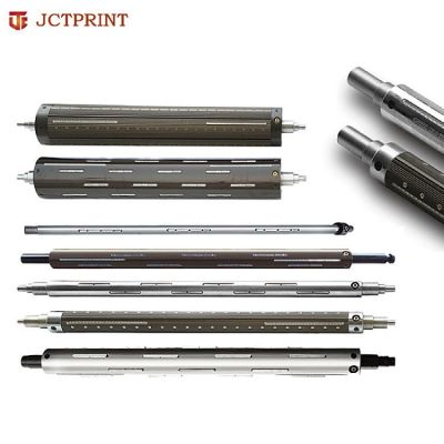 JCTPRINT customized Air shaft manufacturer pneumatic shaft 3inch to 12inch core Air expanding shaft for slitting machine